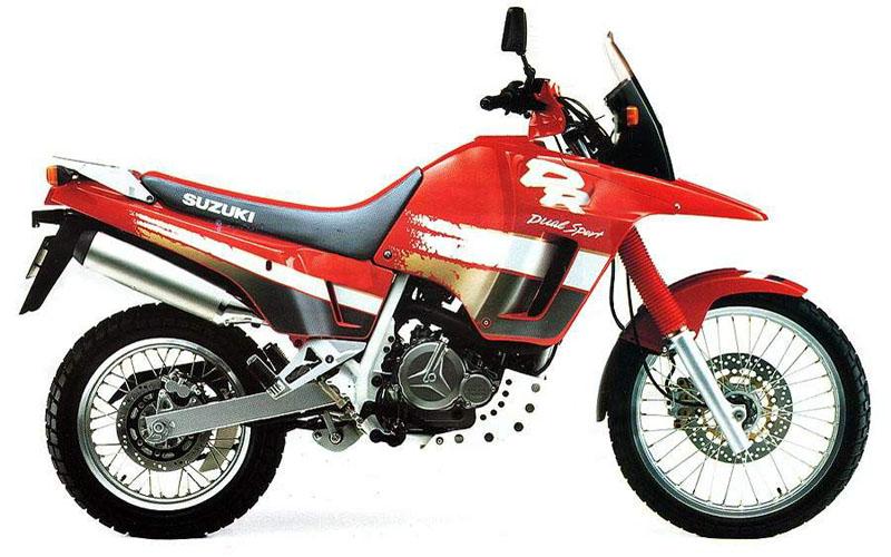 Q25 suzuki - The 1990s Motorcycling Quiz