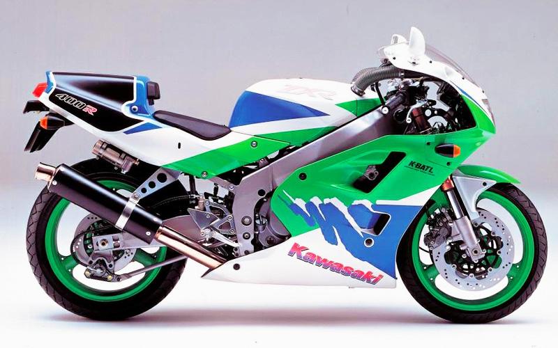 Q27 Kawasaki ZXR400 import or not - The 1990s Motorcycling Quiz