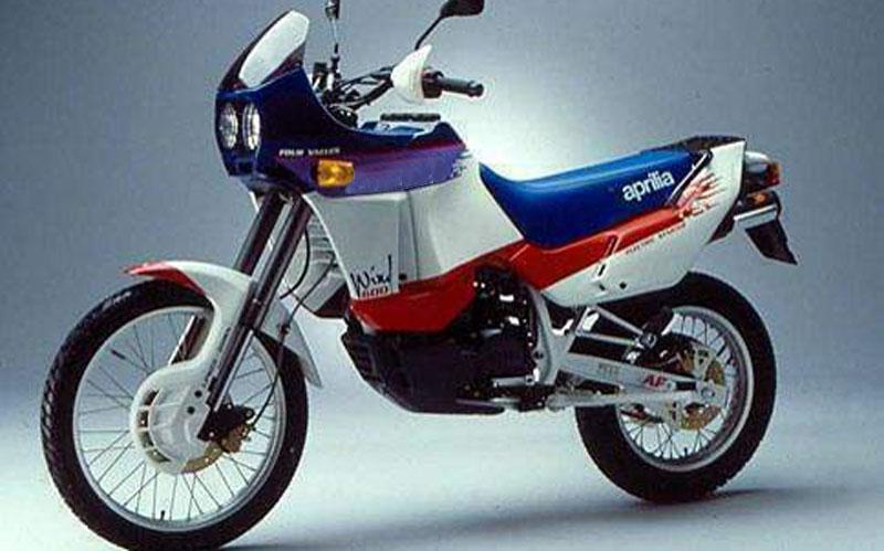 Q28 aprilia - The 1990s Motorcycling Quiz