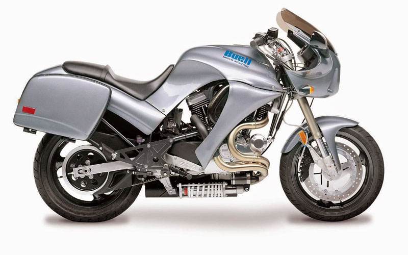 Q3 Buell S3T - Do they sell diesel motorcycles?