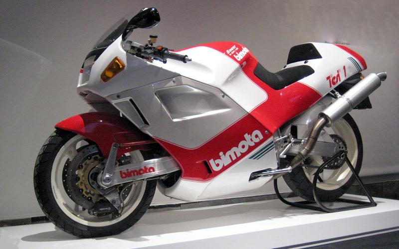Q49 Bimota - The 1990s Motorcycling Quiz