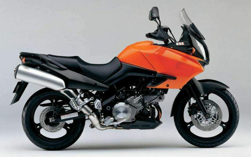 Q33 Japanese all rounder - The 2000s Motorcycling Quiz