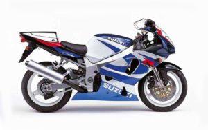 Q54 2000 GSXR 3 300x188 - Cat A, B, C, D and now N & S write-off motorcycles explained