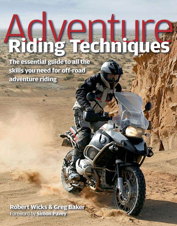 adventure riding techniques book - The 10 Best Motorcycle Technique Books