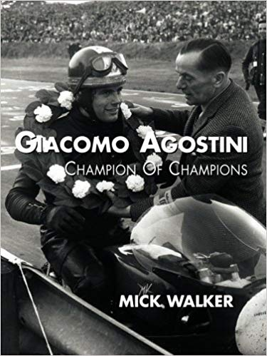 agostini champion of champions - The 10 Best Motorcycling Autobiographies