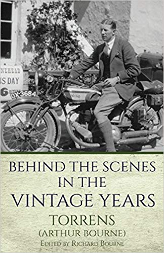 behind scenes vintage years book - The 10 Best Classic Motorcycle Books