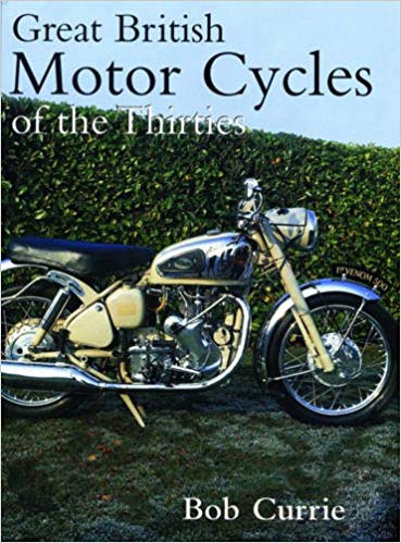 british motorcycles thirties book - The 10 Best Classic Motorcycle Books