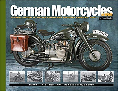 german motorcycles ww2 - The 10 Best Classic Motorcycle Books