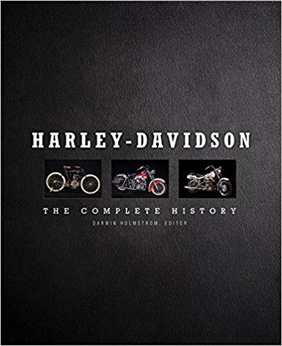 harley davidson book - The 10 Best Motorcycle Encyclopedias
