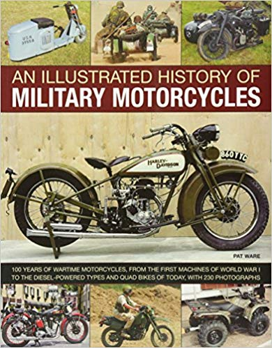 illustrated history war motorcycles - The 10 Best Motorcycle Encyclopedias