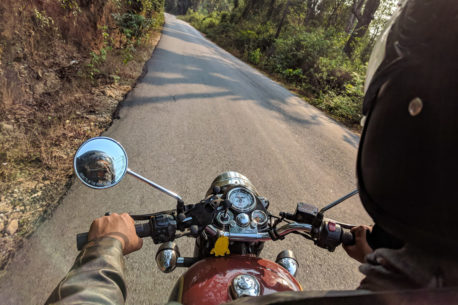 inspirational motorcycle travel books
