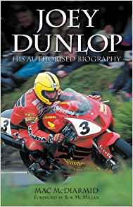 joey dunlop book - The 10 Best Motorcycling Autobiographies