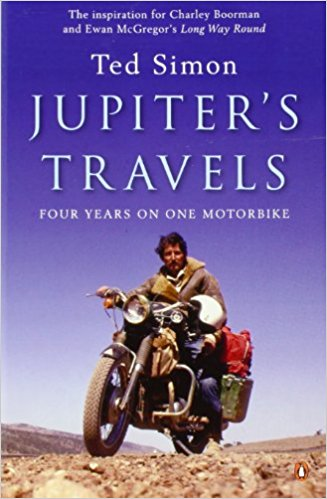 jupiters travels motorcycle book - The 10 Best Motorcycle Travel Books