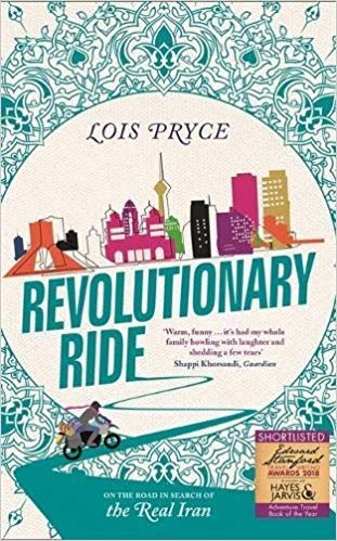 revolutionary ride - The 10 Best Motorcycle Travel Books