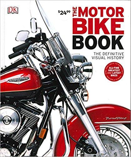 the motorbike book - The 10 Best Motorcycle Encyclopedias