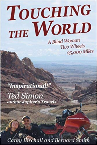 touching the world - The 10 Best Motorcycle Travel Books