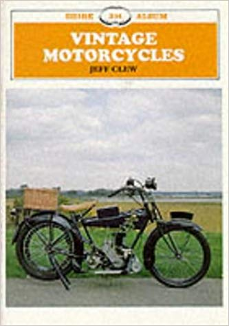 vintage motorcycles jeff clew - The 10 Best Classic Motorcycle Books