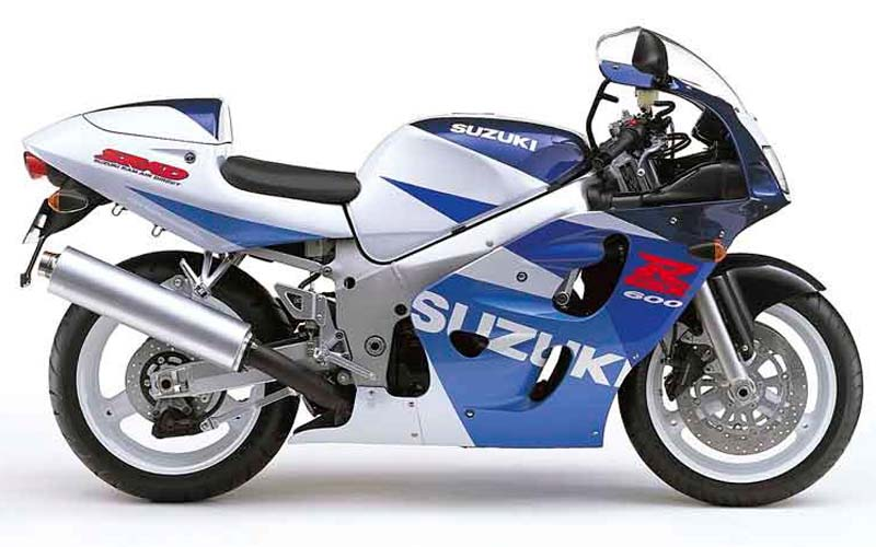Q02 Suzuki - Japanese Motorcycle Quiz