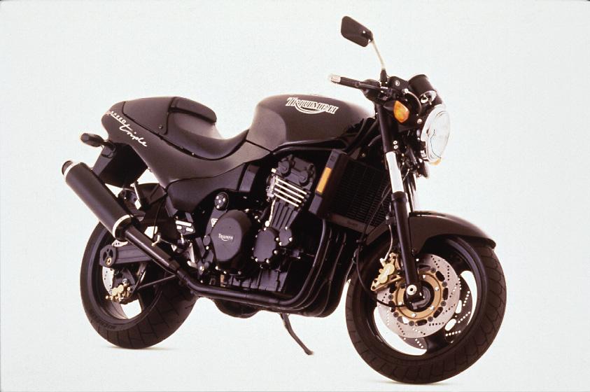 Q12 Speed Triple - British Motorcycle Quiz