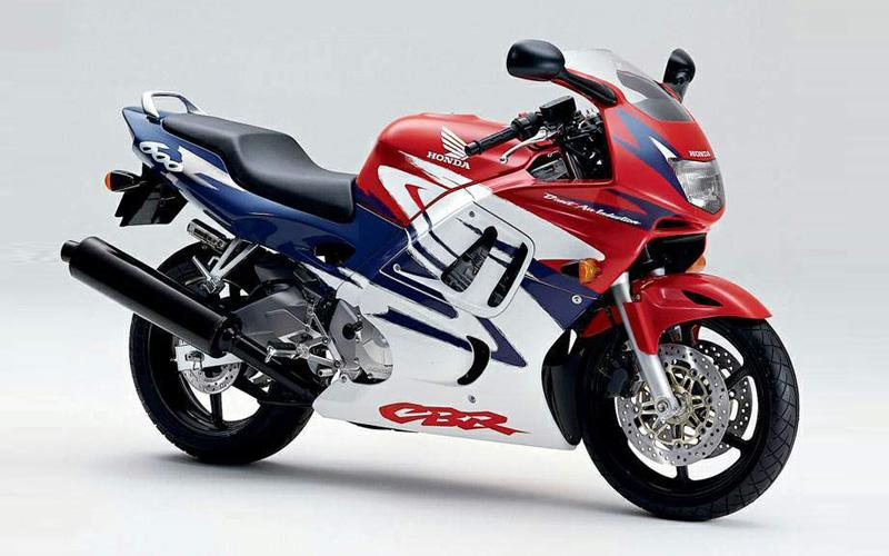 Q29 Honda CBR600F - Japanese Motorcycle Quiz