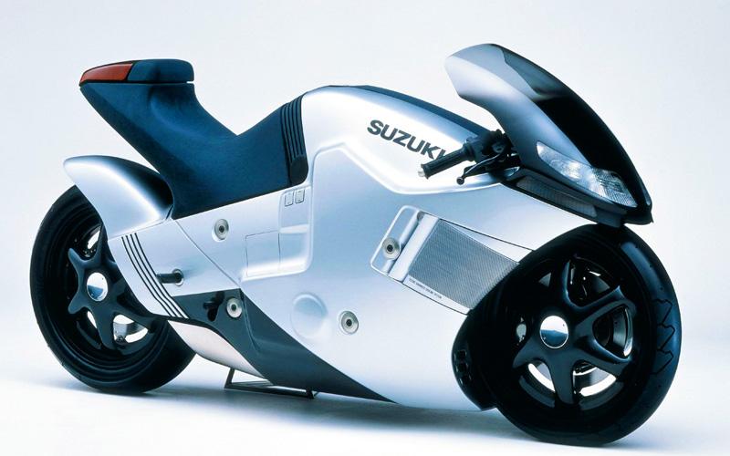Q42 1987 suzuki nuda - Japanese Motorcycle Quiz