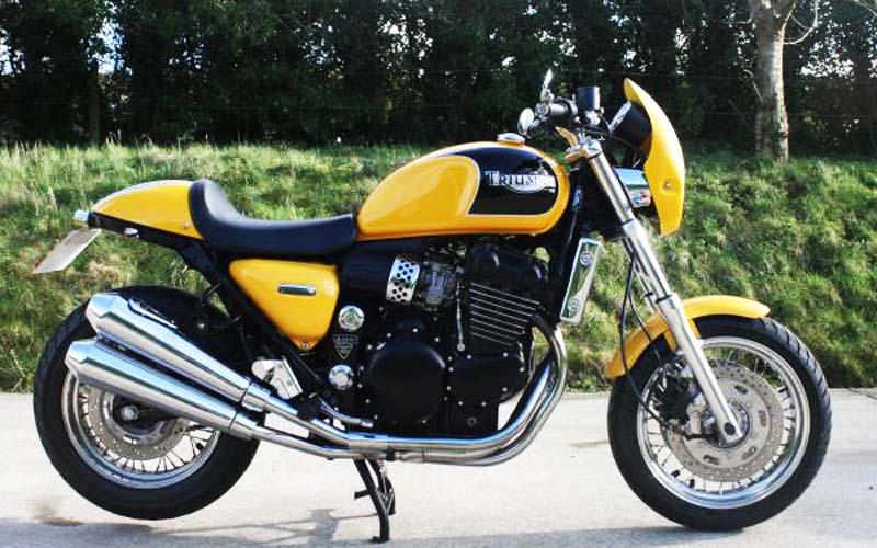 Q53 triumph - British Motorcycle Quiz