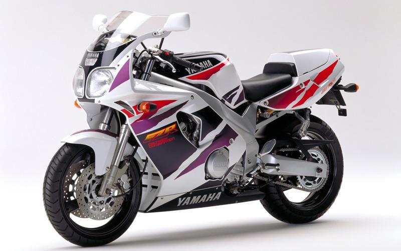 Q55 yamaha fzr - Japanese Motorcycle Quiz