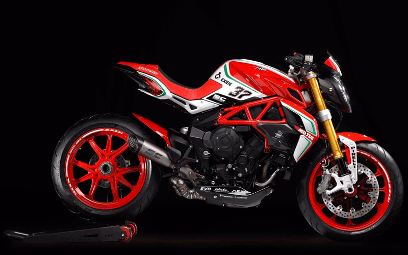 Q81 MV Reparto Corse - How To Finance Your Motorbike With Bad Credit