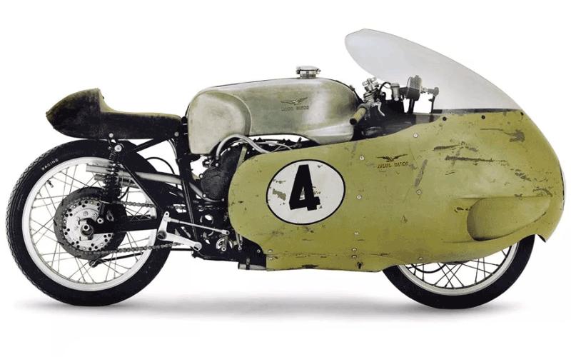 Q84 Guzzi - Italian Motorcycle Quiz