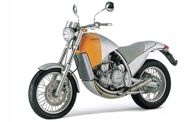 Q86 Moto Six - Italian Motorcycle Quiz