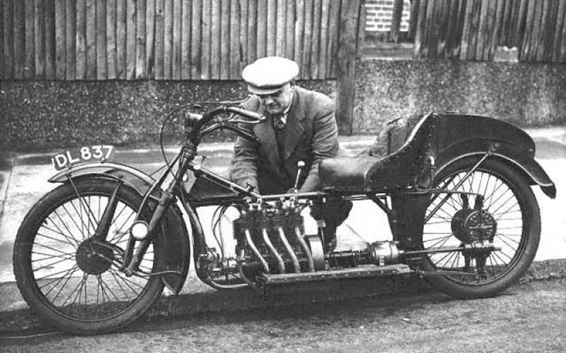 Q87 Razor - British Motorcycle Quiz