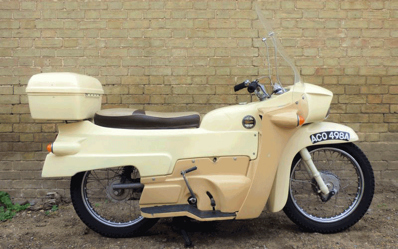 Q88 Vogue 1 - British Motorcycle Quiz