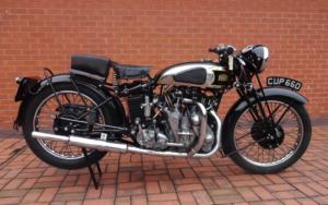 Q90 Vincent Rapide 300x188 - British Motorcycle Quiz