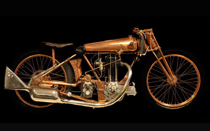 Q93 ChaterLea - British Motorcycle Quiz