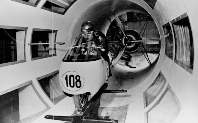 q83 wind tunnel - Italian Motorcycle Quiz
