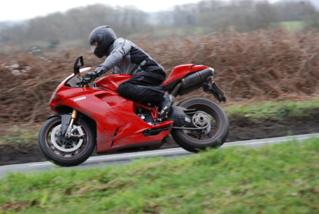What happens to my motorcycle finance agreement if I die?