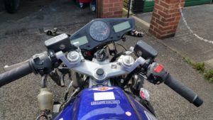 motorcycle accident 300x169 - What To Do If You Have A Motorbike Accident