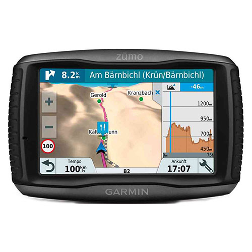 GARIN 595LM BEST MOTORCYCLE SAT NAV - The Best Motorcycle Sat Nav