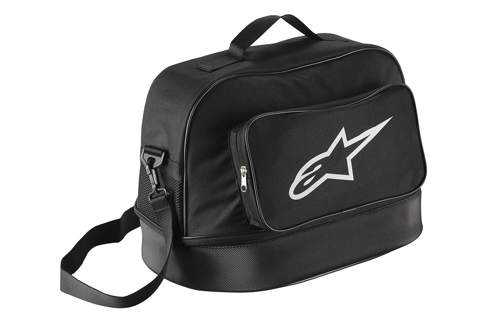 apinestars flow helmet bag 1 - The Best Motorcycle Helmet Bags