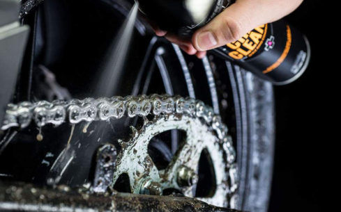 The Best Motorcycle Chain Cleaner