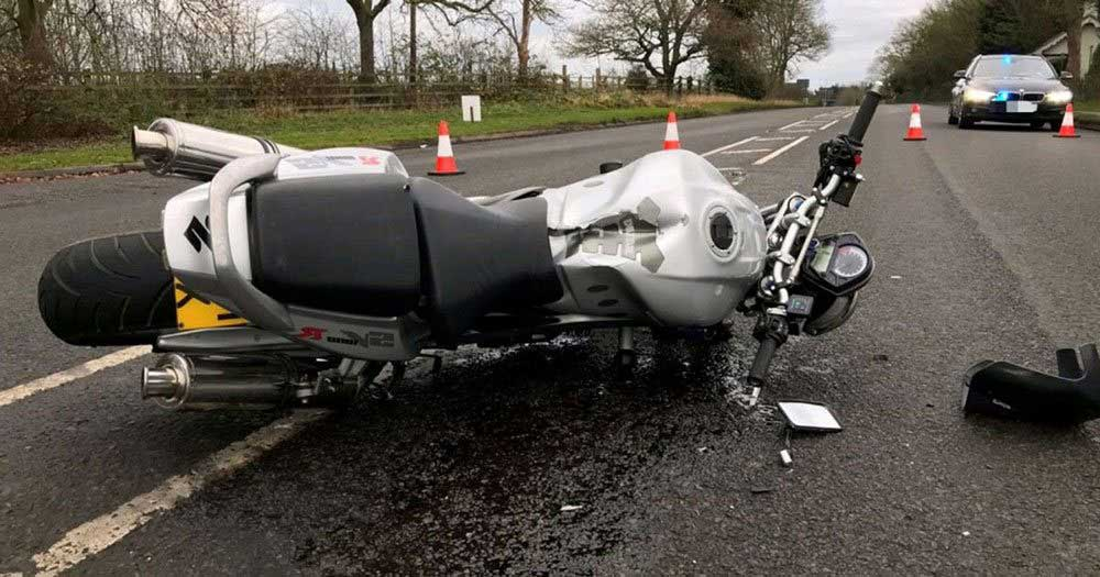 motorcycle crash uk - The Best Motorcycle First Aid Kit