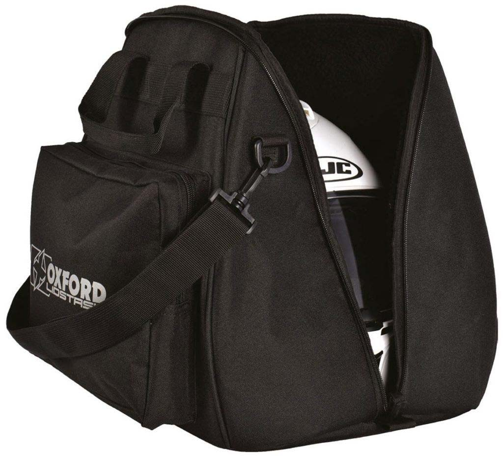 oxford lidstash helmet bag 1024x932 - The Best Motorcycle Helmet Bags