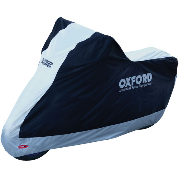oxford aquatex cover detail1 - The Best Outdoor Motorcycle Covers