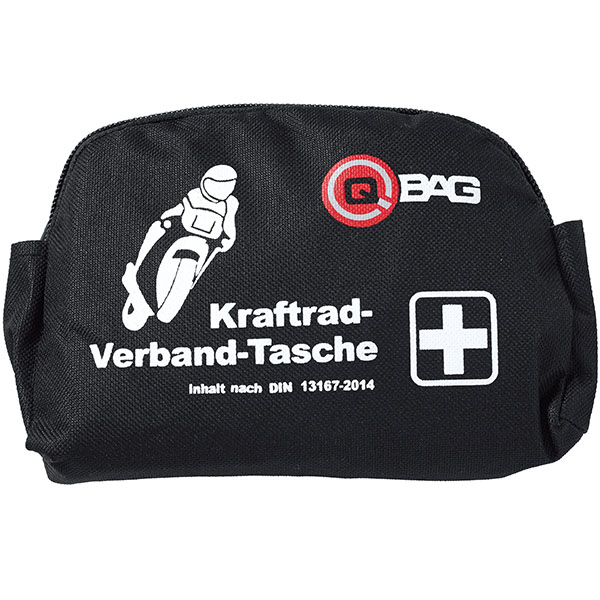 qbag first aid kit - The Best Motorcycle First Aid Kit
