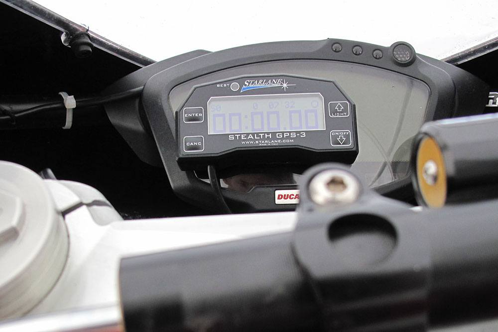 starlane gps lap timer - The Best Motorcycle Lap Timers