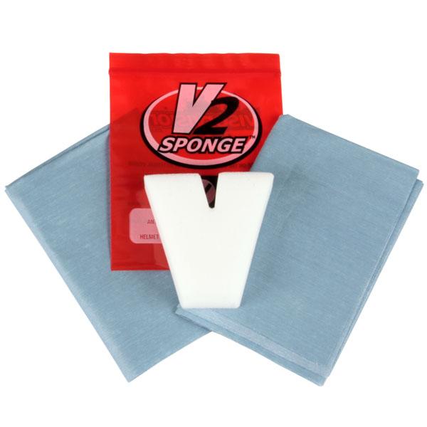 v2 sponge - The Best Visor Cleaners