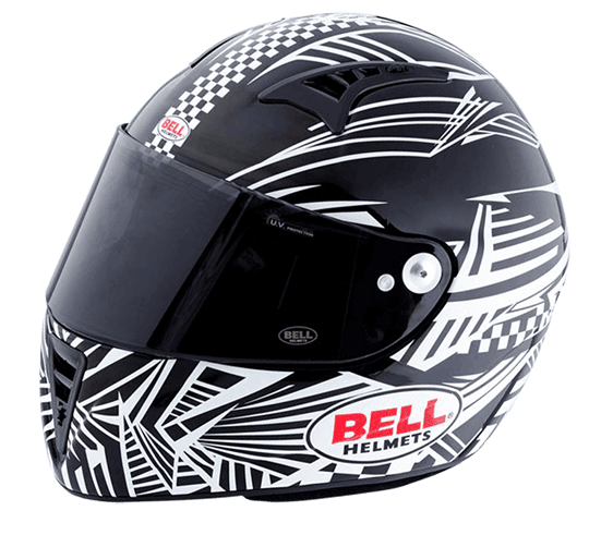 BELL M3R helmet - SHARP 5-star rated helmets