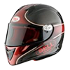 BELL M4R CARBON helmet - SHARP 5-star rated helmets