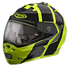 Caberg Duke helmet - SHARP 5-star rated helmets