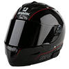 SHARK RACE R helmet - SHARP 5-star rated helmets